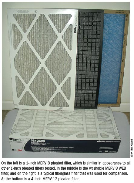 Home Energy Magazine Indoor Air Quality Is There A