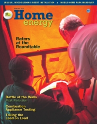 Home Energy Magazine Cover - Our Future
