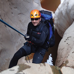 How Canyoneering Is Like Starting - or Growing - a Home Performance Business