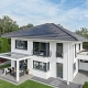 Beyond Zero Energy in European Homes