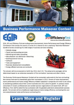 Business Performance Makeover Contest