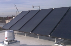Solar Thermal Expands With Four New Affordable Housing Installations