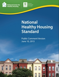 New National Healthy Housing Standard Published