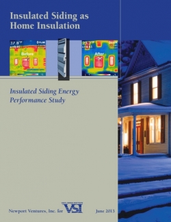 Certified Insulated Siding Builds Confidence in Energy-Efficient Cladding