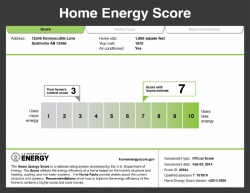 BPI Launches Home Rating Program Using DOE's Home Energy Score
