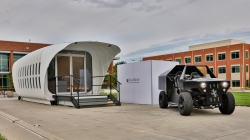 The Future is Now—Or At Least Nearer with ORNL's 3D-Printed House and Car